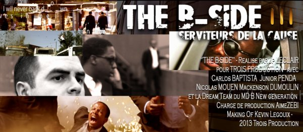 """THE B-SIDE"" BIENTOT EN LIGNE .."