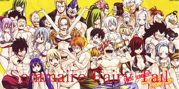 Sommaire Fairy Tail ~