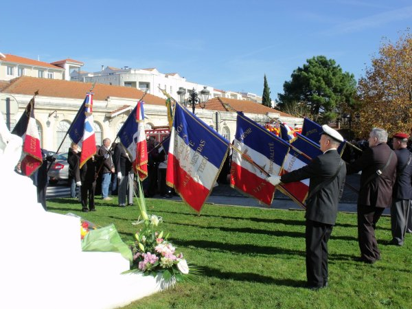 Cérémonies du 11 novembre 2011