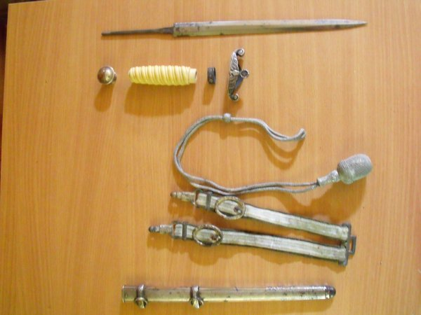 Dague d'officier de Heer (armée de terre allemande WW2)