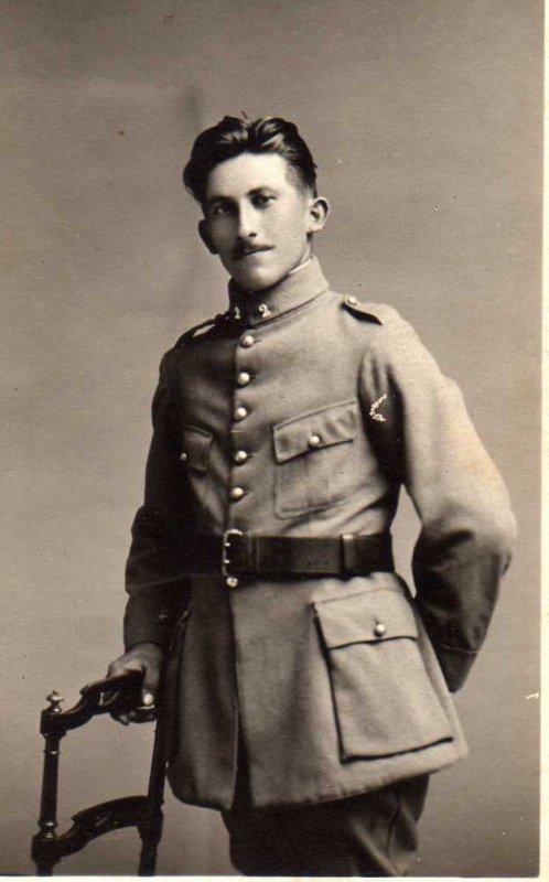 Marcelin LALANNE mon Grand Père Parternel