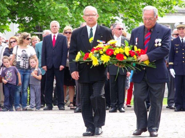 cérémonie du 8 mai 2013 (2eme partie)