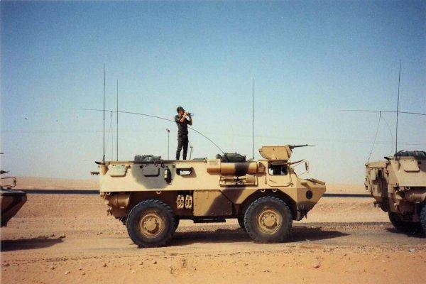 Guerre du golfe 1990/1991 l'Arabie Saoudite