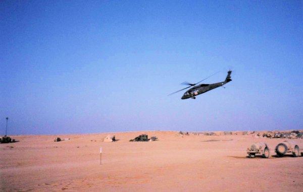"""Guerre du golfe 1990/1991 l'Arabie Saoudite """"ARENAS"""" suite"""