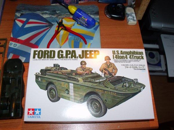 Ford GPA Jeep