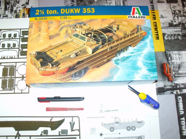 GMC DUKW 353