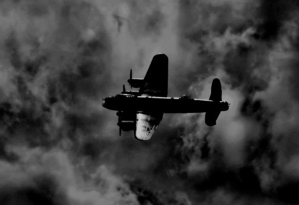 Avro Lancaster Flight