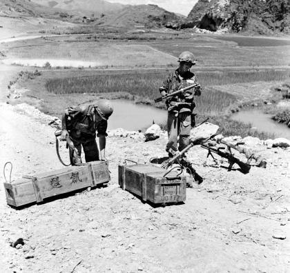 Guerre Indochine – 17 Juillet 1953 Opération « Hirondelle » Partie 1