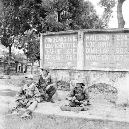 Guerre Indochine – 17 Juillet 1953 Opération « Hirondelle » Partie 2