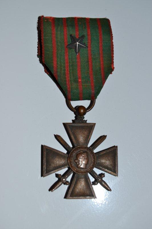 Croix de guerre 1914/1916