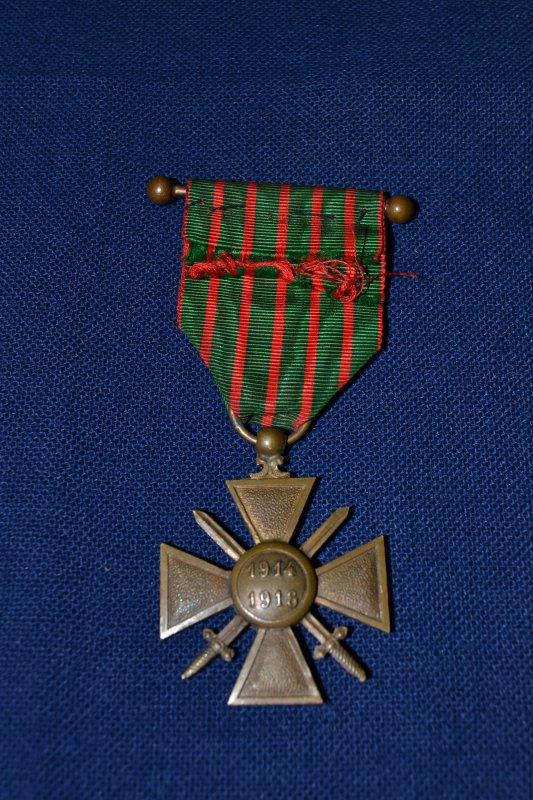 croix de guerre 1914/1918
