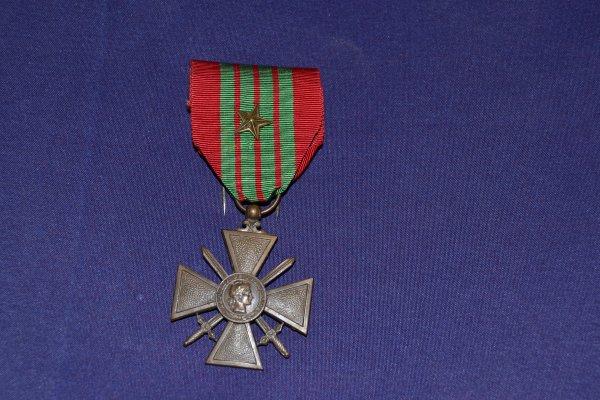 croix de guerre 1939