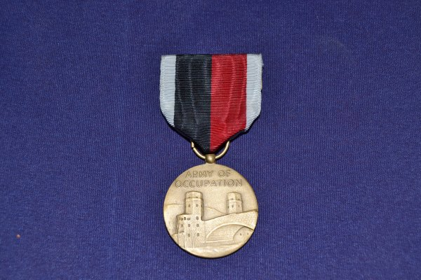 "médaille "" army of occupation-1945"""