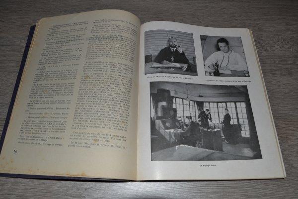 """Le Journal de Marche du Groupe """"GUYENNE"""" en opérations du Capitaine COCHO."""