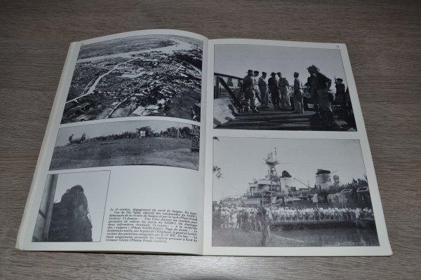revue magazine 39/45 sur l'Indochine  La reconquete