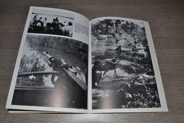revue magazine 39/45 sur l'Indochine  La reconquête (suite ...)