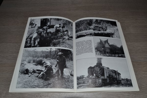 revue magazine 39/45 sur l'Indochine  La reconquête (suite .......)