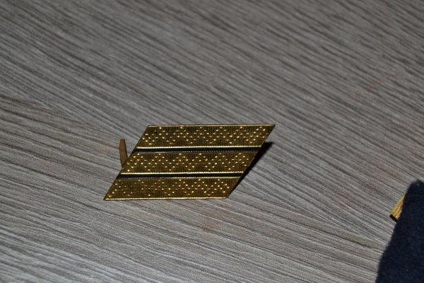 Grades d'épaulettes Armée de l'Air Française