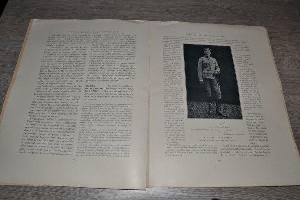 """Revues """"Histoire illustrée de la Guerre de 1914"""""""