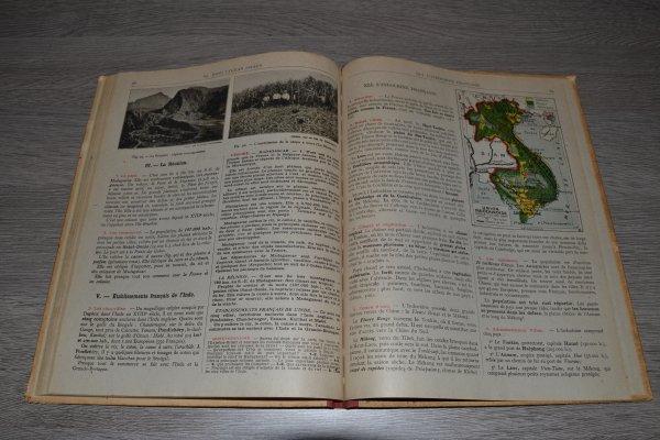 cours supérieur de Géographie par P.Kaeppelin et A.Leyritz