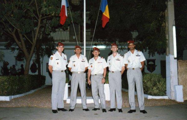 Souvenir du TCHAD 1996