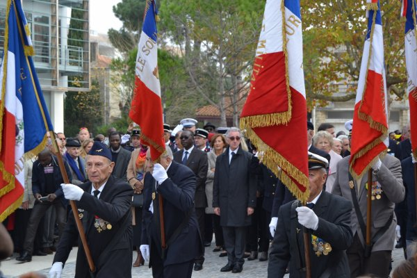 cérémonie du 11 novembre 2015 (1ere partie)