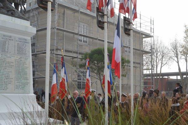 cérémonie du 11 novembre 2015 (2eme partie)
