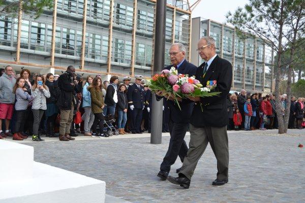 cérémonie du 11 novembre 2015 (3eme partie)