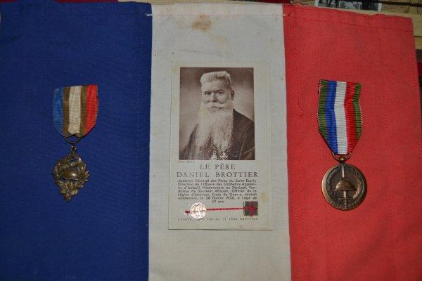 Médaille de l'UNC