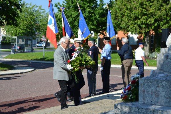 Journée Nationale d'Hommage aux Morts pour la France de la Guerre d'Indochine (2eme partie et fin)