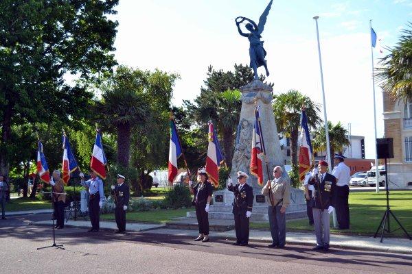 Fête Nationale à Gujan Mestras (1ere partie)