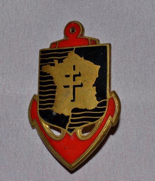 Insigne du Corps Expéditionnaire Français en Extrême Orient