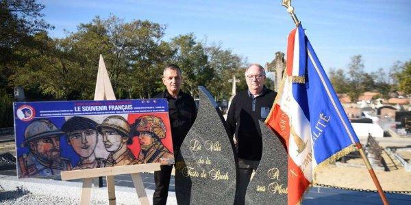 """Fleurissement des tombes des """"Morts Pour la France"""""""