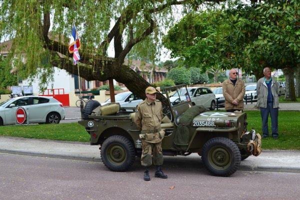 Amicale Mémoire Militaire  lors de la cérémonie du 8 mai 2018 à Gujan-Mestras