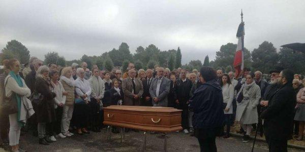 Article du Sud Ouest sur les Obsèques de Madame Elisabeth SENTUC