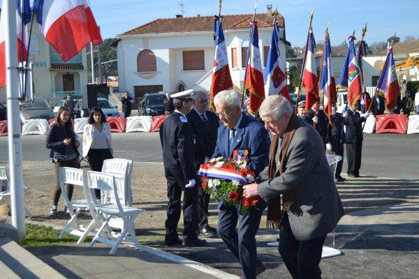 103 ème anniversaire de la Bataille de Verdun à Arcachon