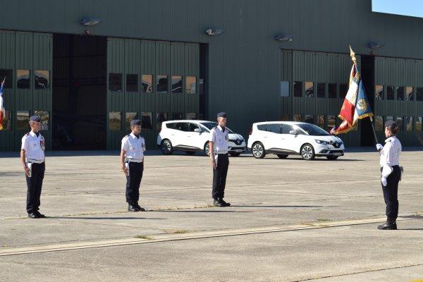 Passation de Commandement de la BA120 et de 4 de ses Unités,le 4 Septembre 2019 (1ere partie)