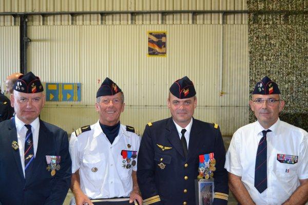 Passation de Commandement de la BA120 et de 4 de ses Unités,le 4 Septembre 2019 (2eme partie)