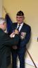 Remise de décorations Médaille du Djebel et médaille du mérite UNC