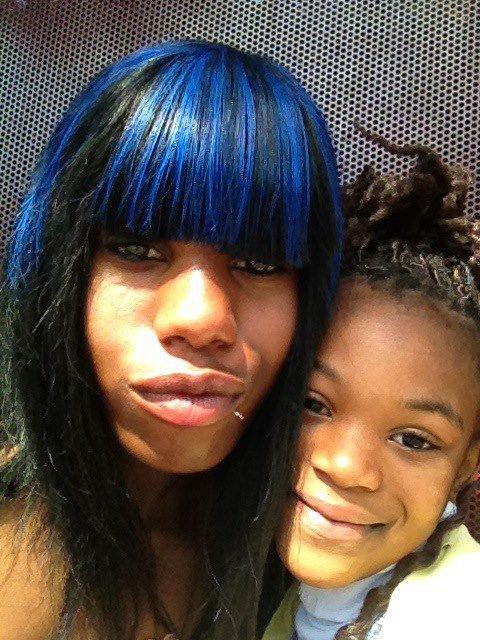 ma petit soeur avec et moi meme je t'aime trop