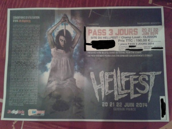 place hellfest