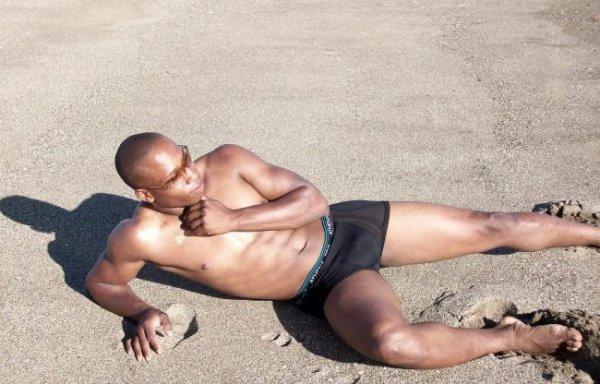 ce jour la  très chaud sur la plage ils ne manquai que toi !!!