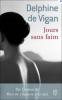 Jours sans faim de Delphine de Vigan