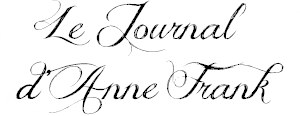 Le Journal d'Anne Frank de Anne Frank