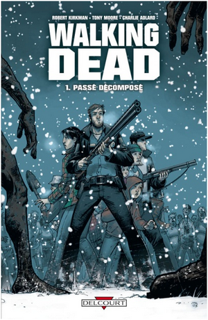 The Walking Dead de Robert Kirkman