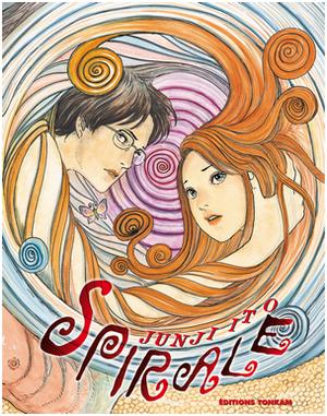 Spirale de Junji Ito