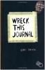 Wreck this journal de Keri Smith