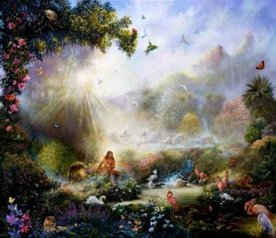les lieux clestes le jardin deden - Jardin D Eden