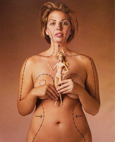 Ce qu'il ne faut pas pour ressembler à Barbie