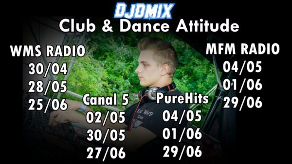 Résident Club & Dance Attitude ! ;)
